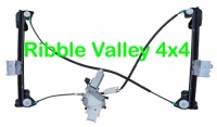 CVH101150 - LAND ROVER FREELANDER TAILGATE REAR BACK WINDOW REGULATOR & MOTOR